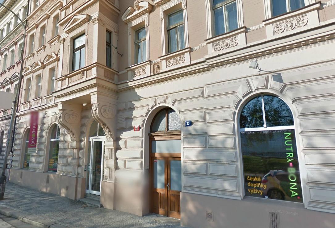 Společenství vlastníků jednotek pro dům Hořejší nábřeží 785/23, Praha 5