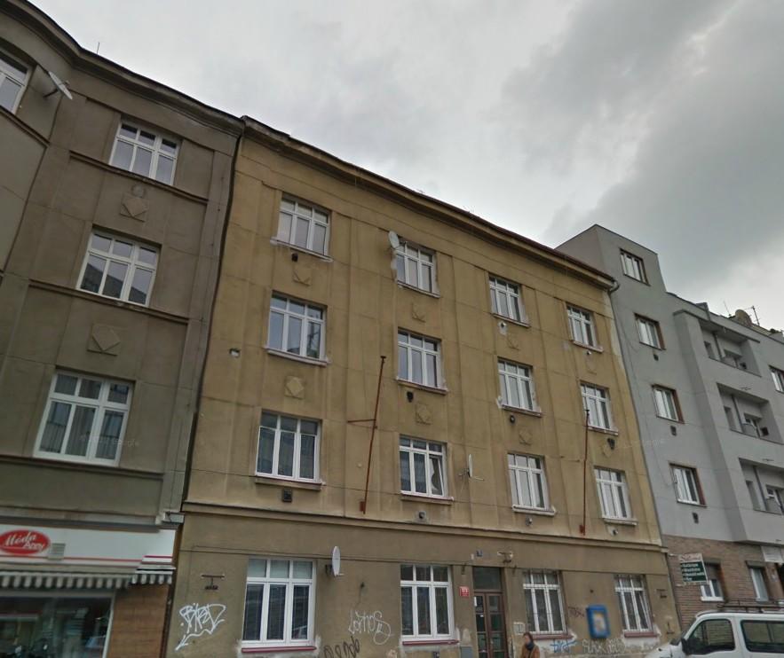 Bytové družstvo Na Pankráci