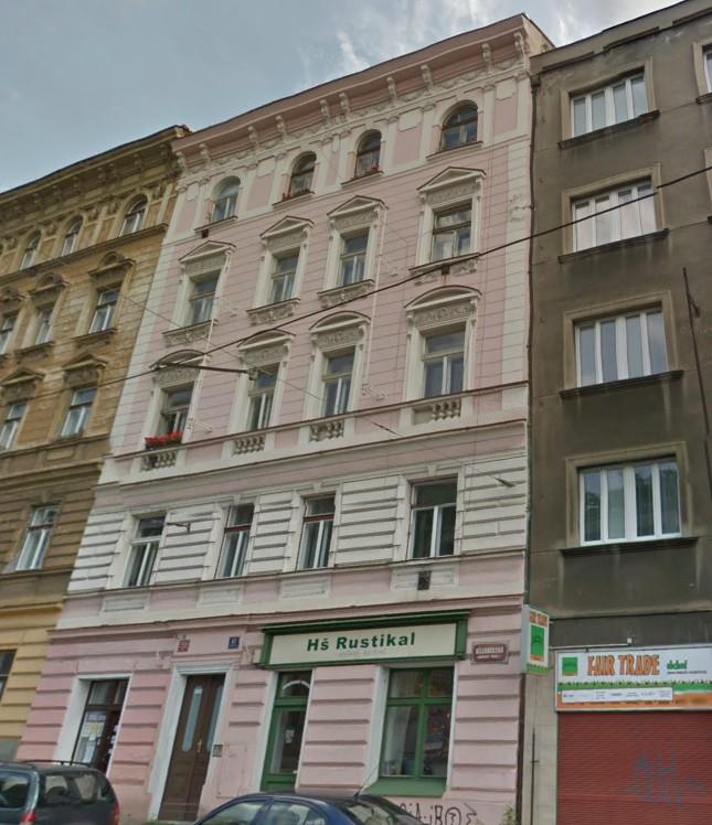 Společenství vlastníků jednotek domu  Bělehradská