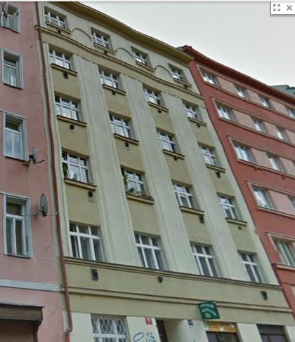 Společenství vlastníků Sudoměřská 650/48