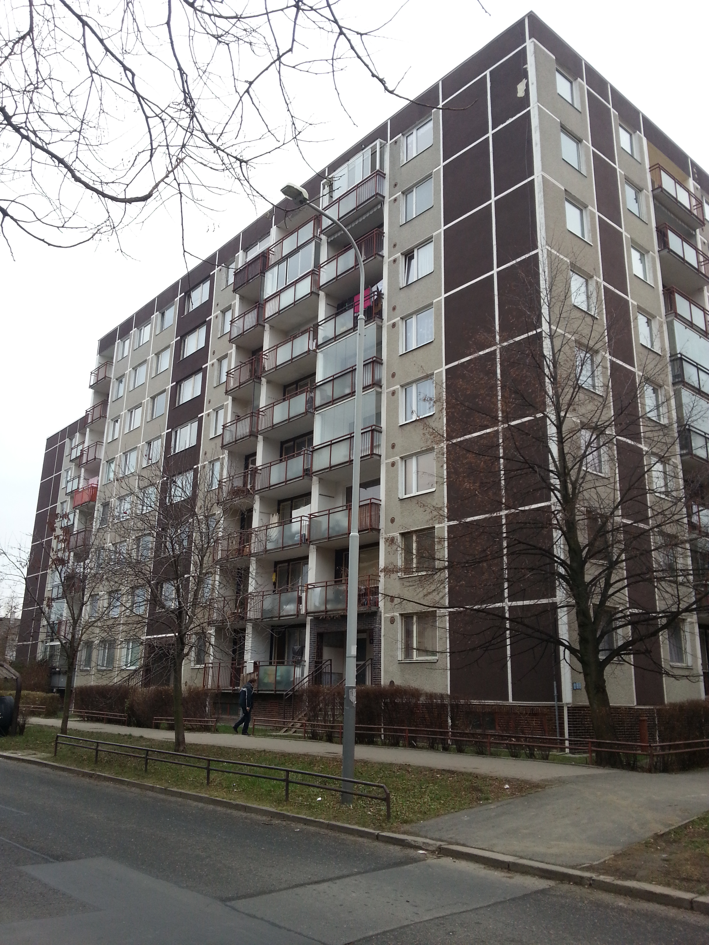 SVJ ve Voskovcově ulici čp. 934 a 935