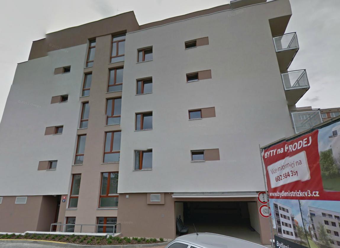 Pravidelný úklid domu Jitravská 20, Praha 9
