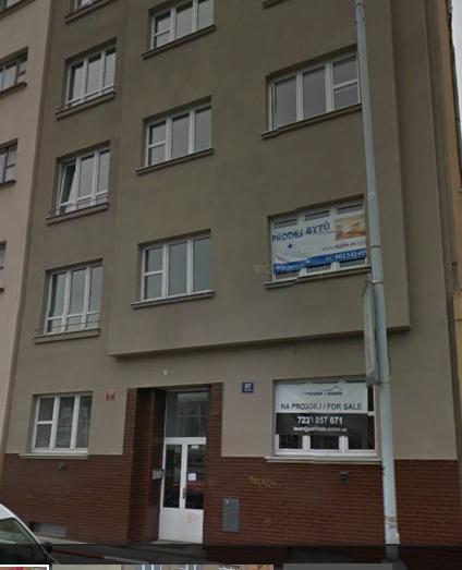 Společenství vlastníků Vrchlického č.p. 693, Praha