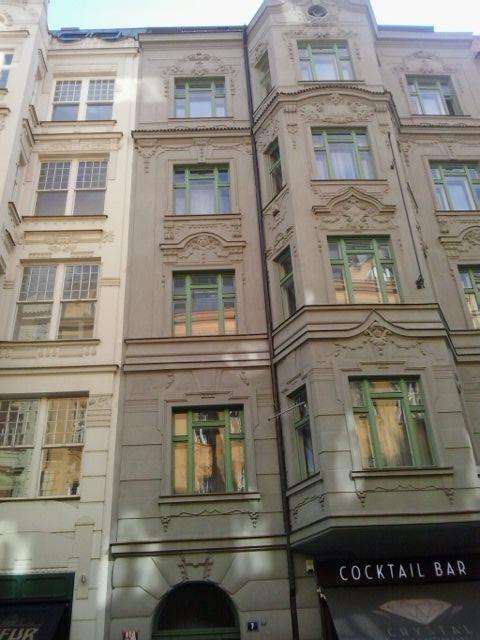 Společenství vlastníků jednotek ul. V kolkovně čp. 908/7 Praha 1
