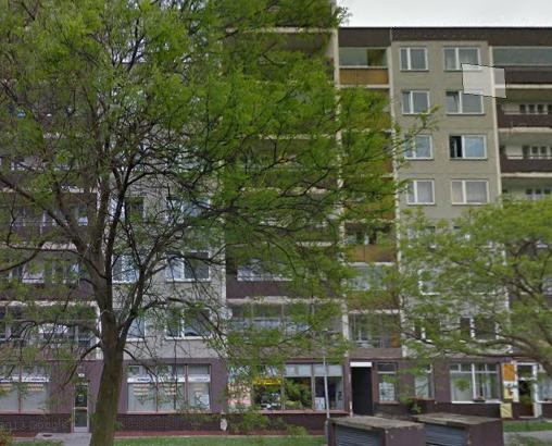 Bytové družstvo Voskovcova 1034, 1035